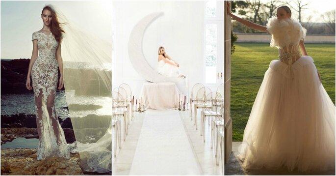 El vestido de novia define tu personalidad
