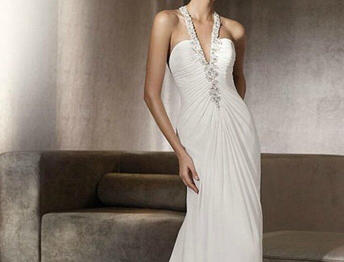 Pronovias collection Fashion 2012 - Modèle Pelicano