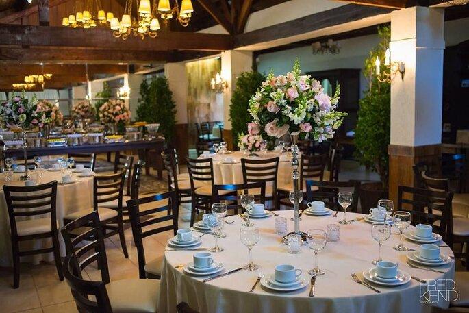 Jantar do casamento