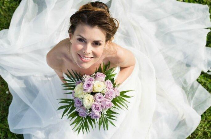 1000 Dinge gehen einer Braut durch den Kopf, 10 davon hat bestimmt jede von ihnen – Foto: Shutterstock