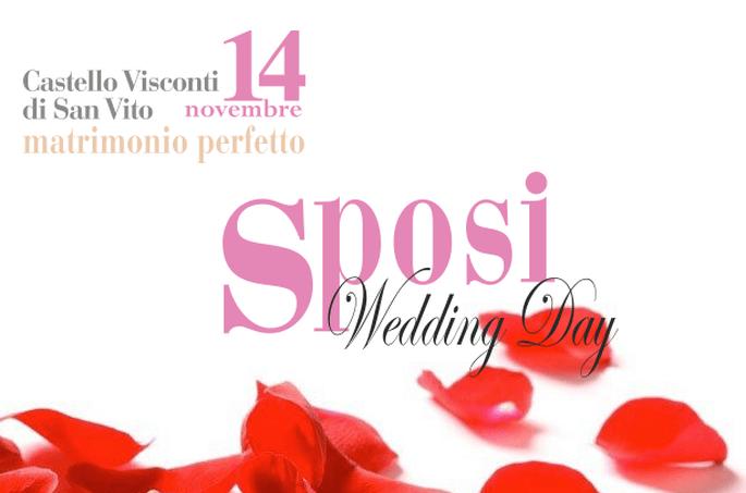 Domenica 14 novembre un evento imperdibile per i futuri sposi