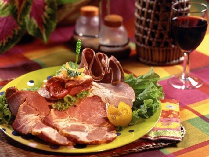 Un menú a base de carnes no te ayuda mucho cuando hay poco presupuesto. Foto: Fotofrontera