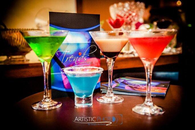 Foto: Sergio de Paula - Trends Bar | Caipis e Drinks