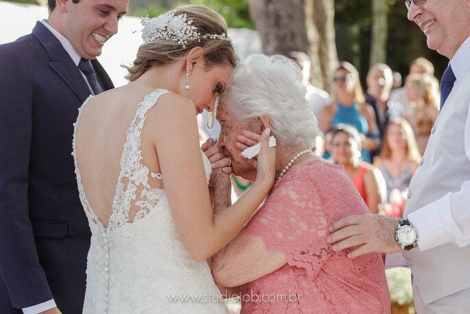 Vó da noiva