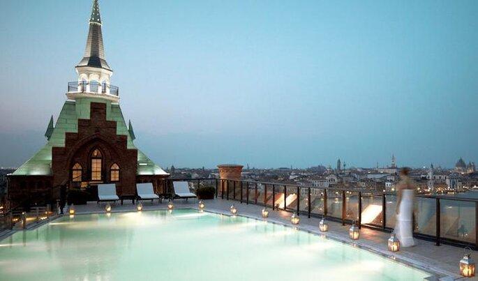 Hôtel Hilton Modino Stucky Venise