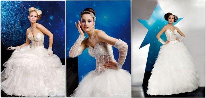 Vestidos de Noiva Kelly Star 2011