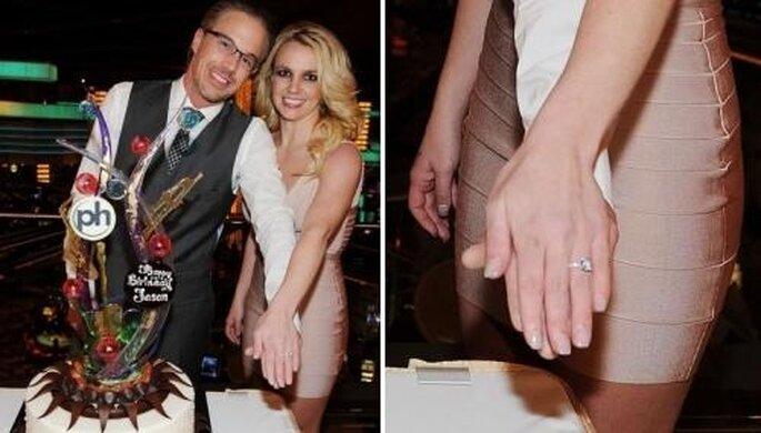 Las fotos del compromiso