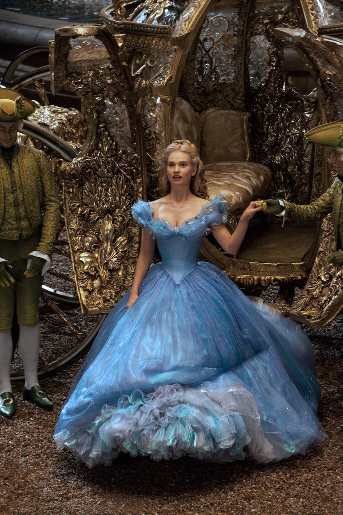 Look de novia inspirado en La Cenicienta - Facebook oficial