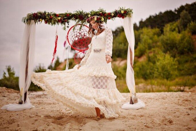 S-O-V-A свадебные и вечерние платья бохо