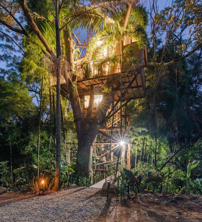 Botánico Glamping Hotel para luna de miel