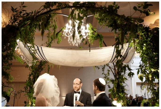 Tendencias en iluninación para bodas 2014 - Foto Desi Baytan