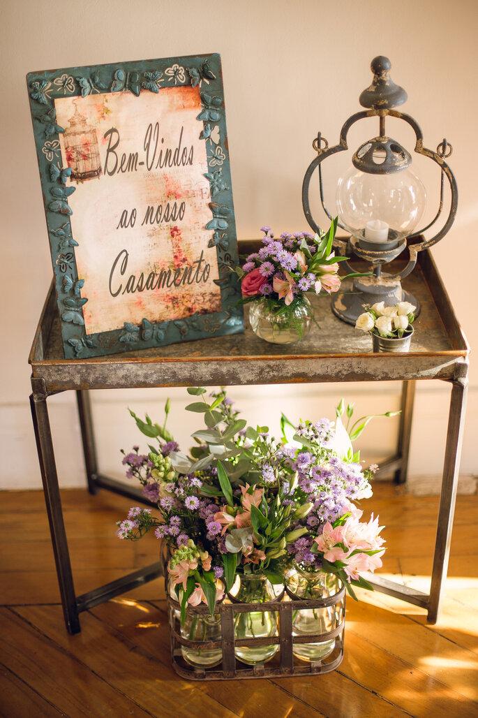 Decoração e flores: Madrecita | Foto: Tudo Vira Foto