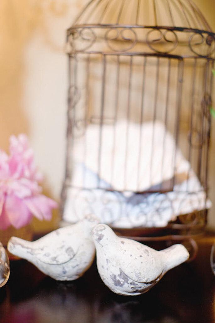 Detalles para una boda shabby chic - Jacobus Photography