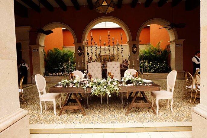 Any Romero servicios de wedding planner Querétaro