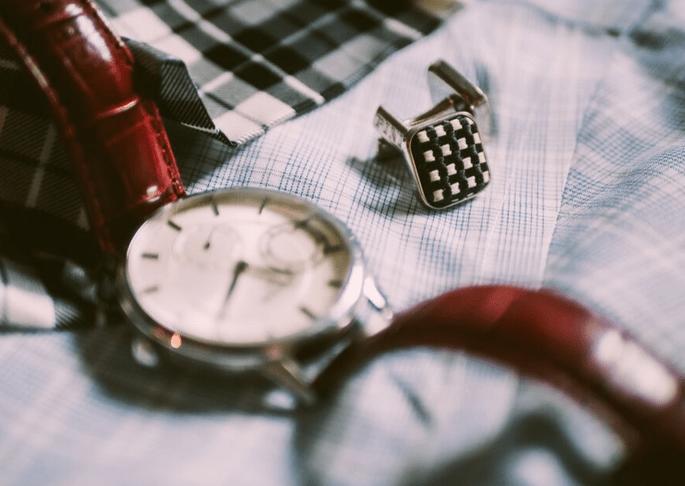 Reloj de regalo para novio