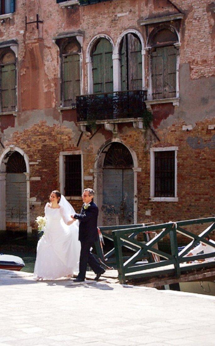 Schöne Kulissen für eine Hochzeit in Venedig - Foto: Rob Young, flickr