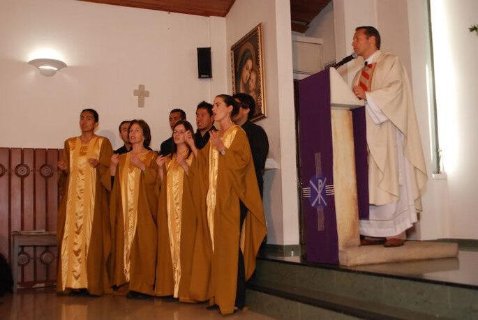 Allegro Producciones - Servicios Musicales para bodas en Bogotá