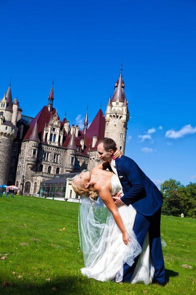 Oryginalny pomysł na pierwszy taniec weselny