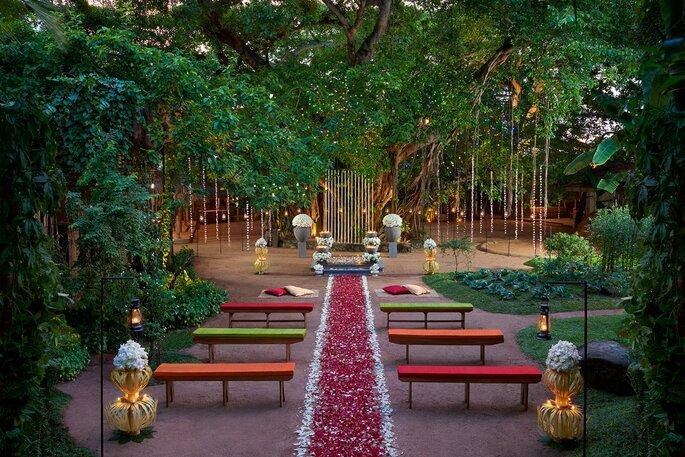 Cinnamon Wedding