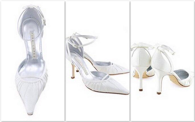 scarpe sposa Pura López-Modello Cameron