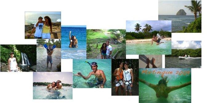 ... em Martinique