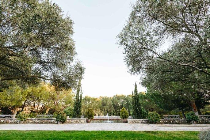 Finca la Tayada finca bodas Madrid