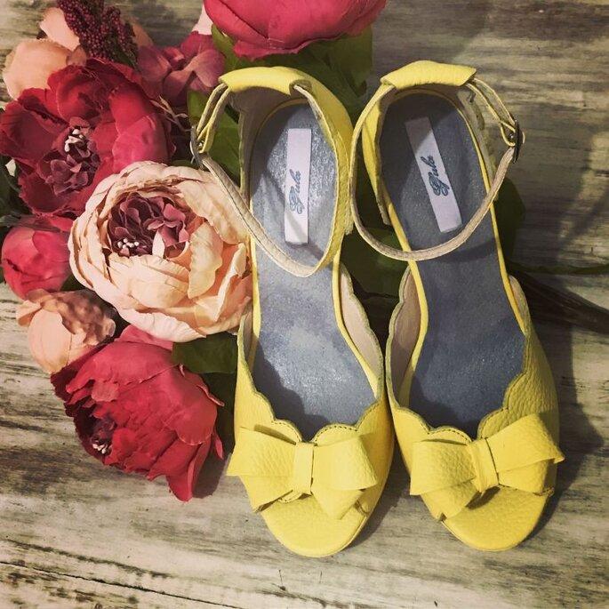 Foto: Gula Zapatos de Novia e Invitadas