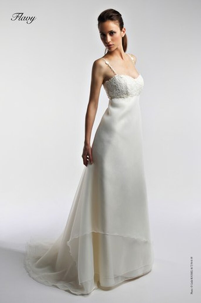 Robes de mariée Bochet Créations 2010 - Flavy
