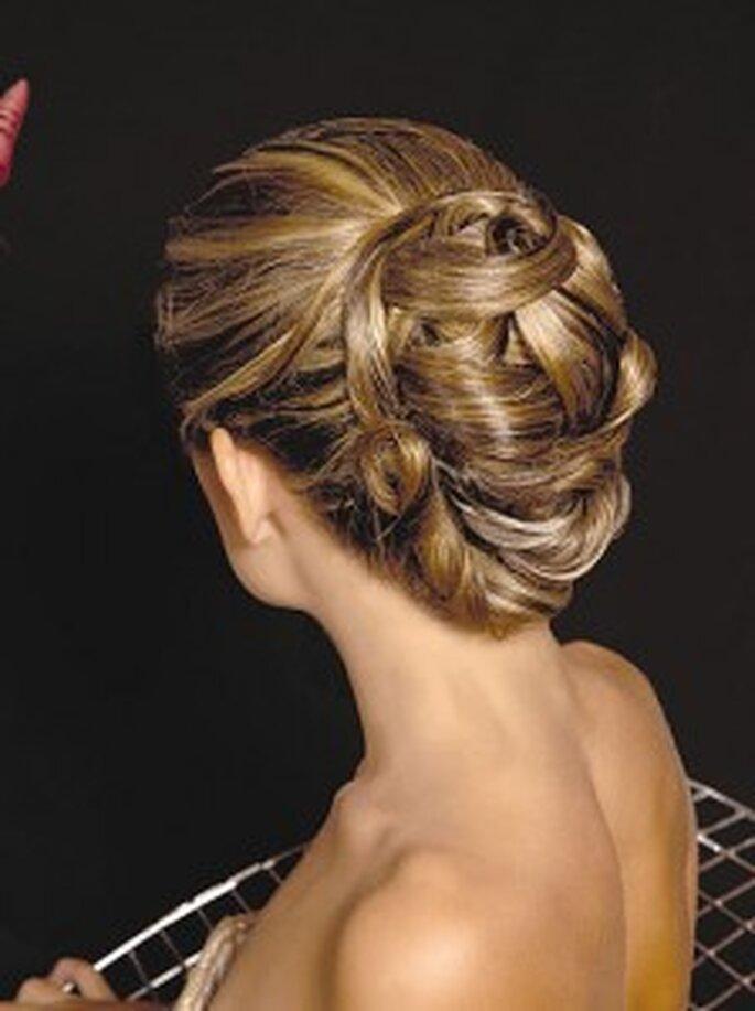 9 proposte glamour per i capelli raccolti