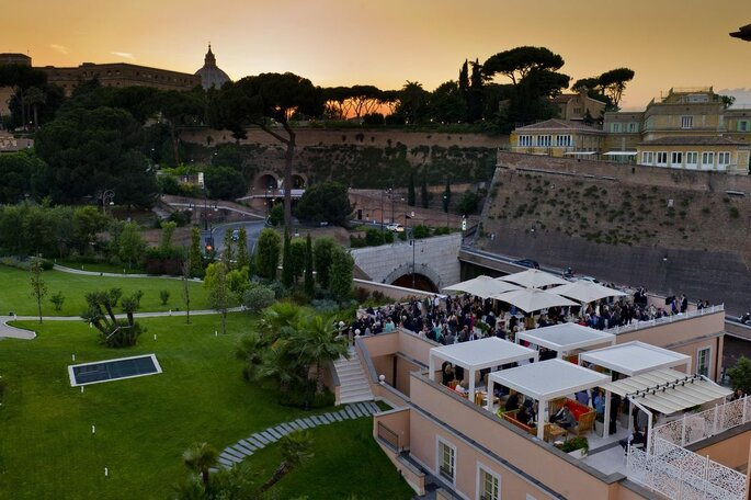 Grand Melia Rome