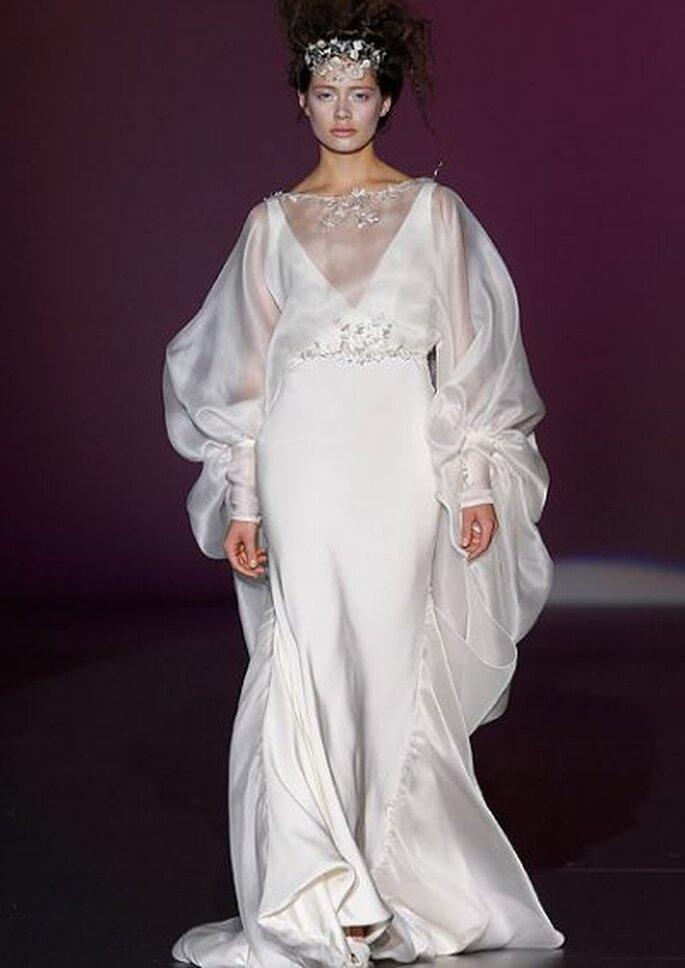 Brautkleid 2013 von Isabel Zapardiez - Foto: IFEMA