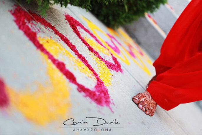 Tendencia Bollywood en bodas - Foto Cosmin Danila