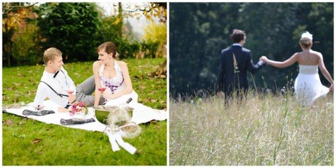 Mit Wedding Agency werden besondere Momente in außergewöhnliche Erlebnisse verwandelt! Foto: marieundmichael.com
