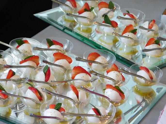 Debrilla Delicious Moment - buffet di antipasti mediterranei