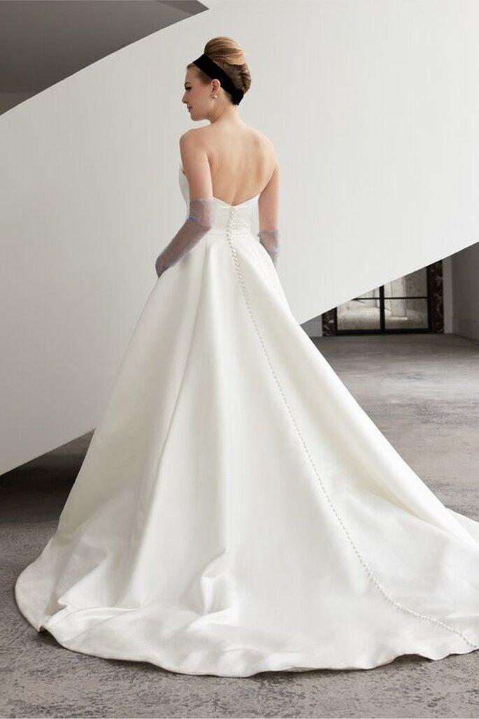 Le Fate Milano - abito da sposa classico ed elegante