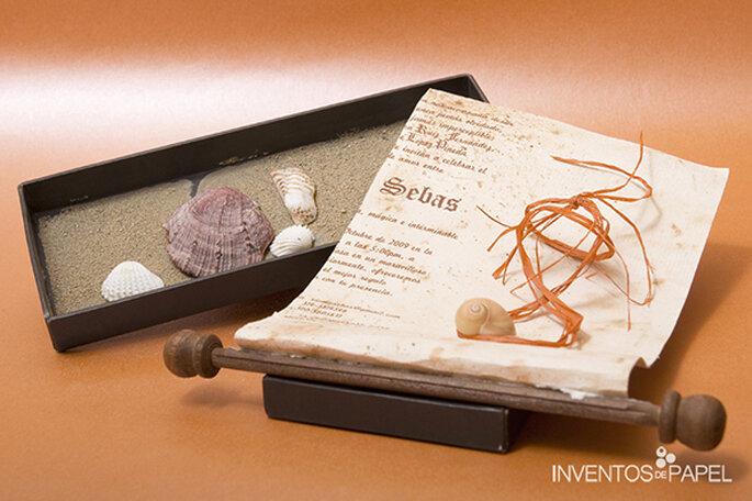 Inventos de papel