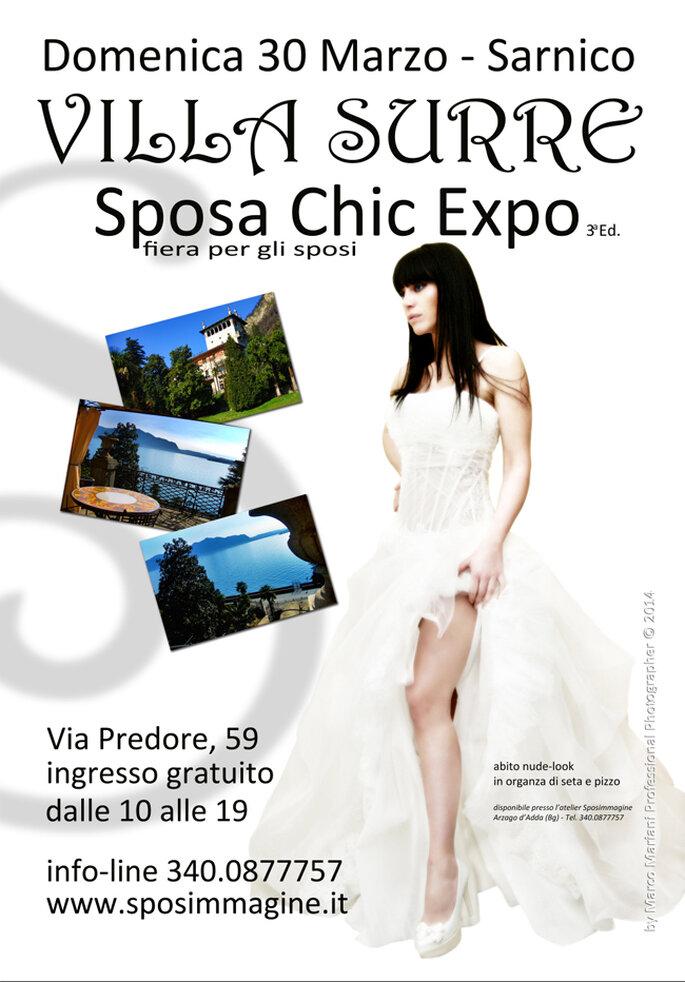 Il 30 marzo imperdibile la Fiera Sposa Chic Expo 2014