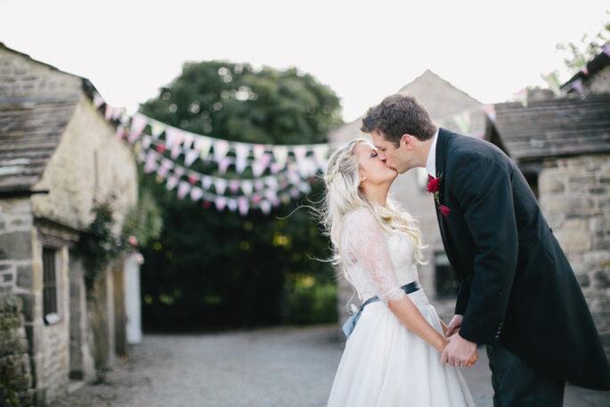 Real Wedding: Un Festival De Amor Lleno De Color ¡y Muchos