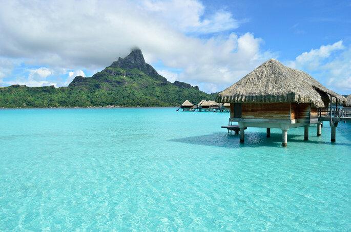 Los 10 mejores destinos del mundo para irte de luna de miel - Foto iPics en Shutterstock