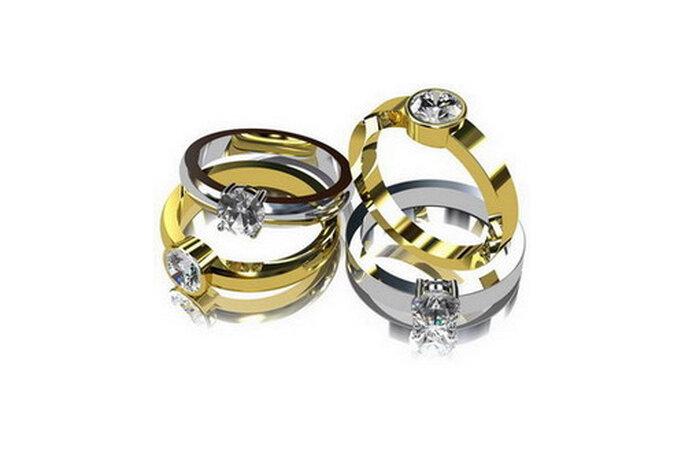 Personaliza tu solitario de boda con Diamantísimo