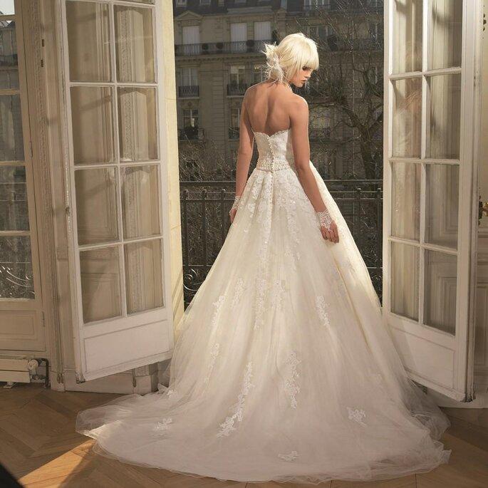 jour de rêve robe de mariée Keep Ivoire