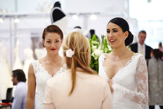Interbride – International Fashion Fair Düsseldorf 2015