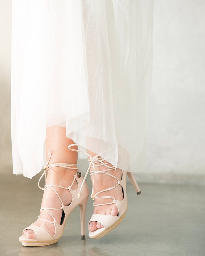 cómo escoger los zapatos de novia? ¡pasos y consejos para hacerlo