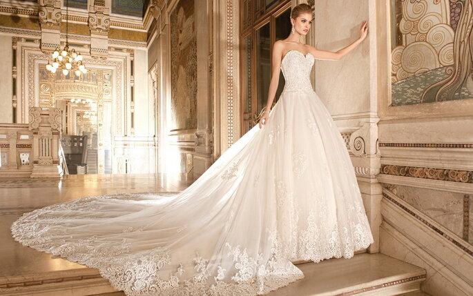 Robe de mariée princesse, Demetrios