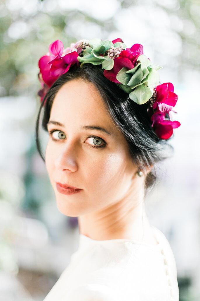 Sophie Make Up. Foto Lidia Clemente