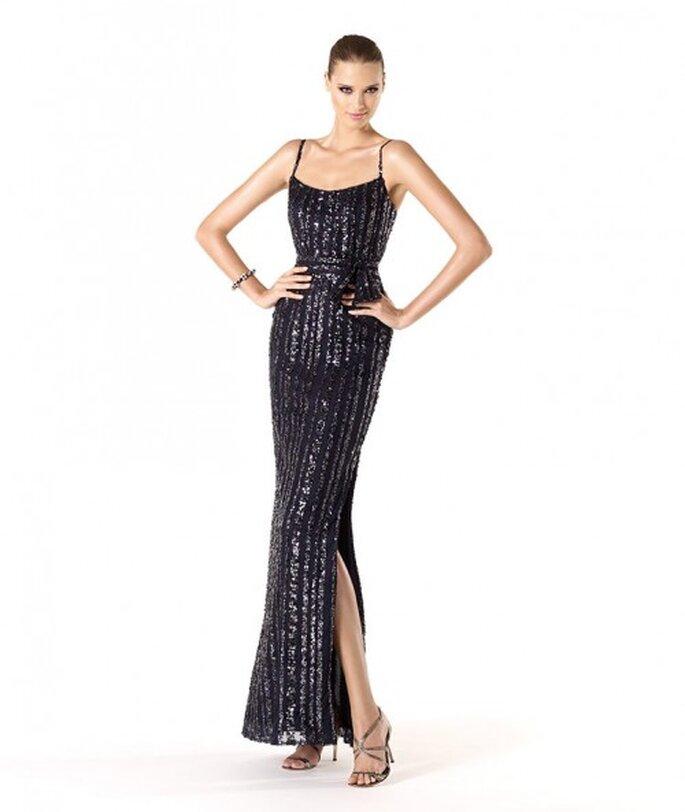Pour une touche glamour, optez pour le modèle Rosella de Pronovias