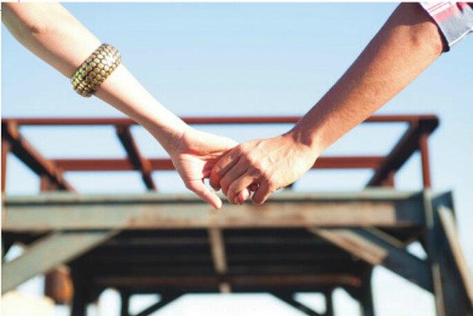 Gemeinsam ins neue Leben. Foto: Jose Luis de Lara