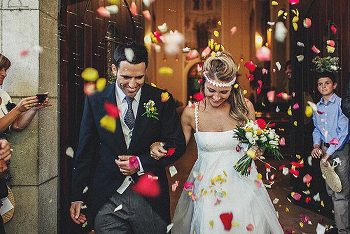 Disputes et tensions peuvent surgir pendant les préparatifs du mariage... - Photo : Carolina Sainz