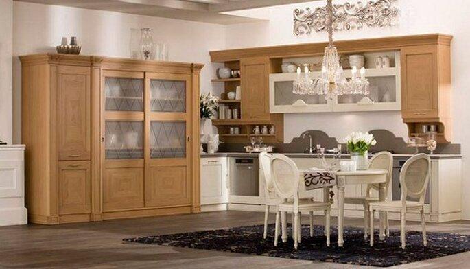 Bergamin arredare con il tuo stile - Veneta cucine catalogo prezzi ...