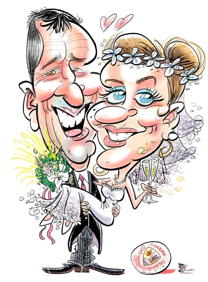 Foto: Caricaturas Leafar